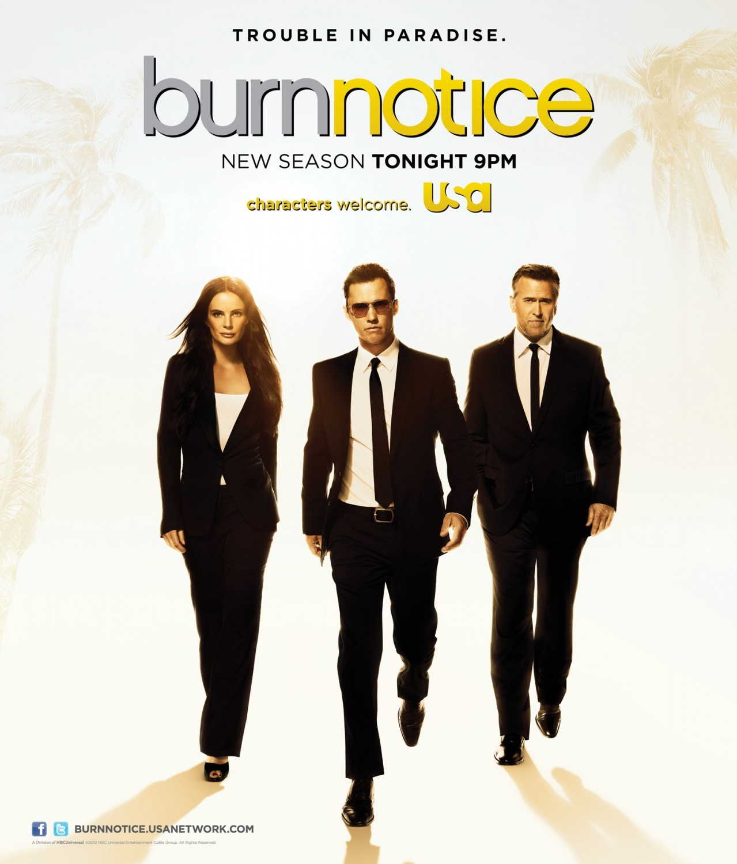 Burn notice season 6 free download.