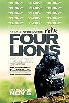 Скачать фильм Четыре льва / Four Lions (2010/HDRip) бесплатно без регистрации и без смс.