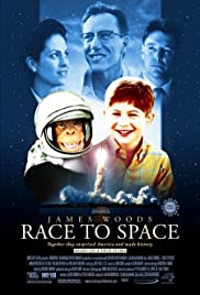 Race to Space Poster