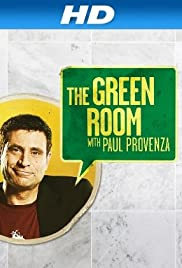 The Green Room with Paul Provenza Poster