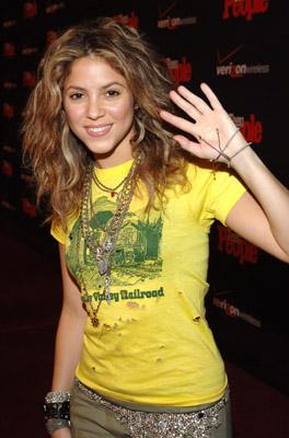 Spanish 201 Shakira biography