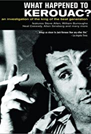 What Happened to Kerouac? Poster