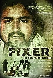 Fixer: The Taking of Ajmal Naqshbandi Poster