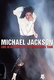 Michael Jackson Live in Bucharest: The Dangerous Tour(1992) Poster - TV Show Forum, Cast, Reviews
