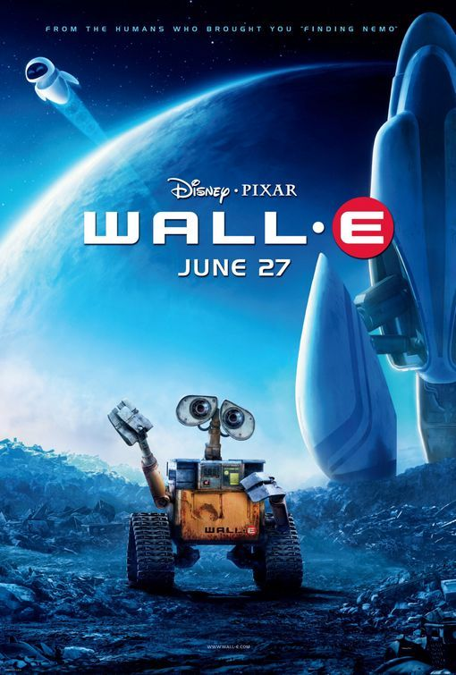 WALL-E 2008 Dual Audio 1080p BluRay x264 [Hindi -English] 1.5GB