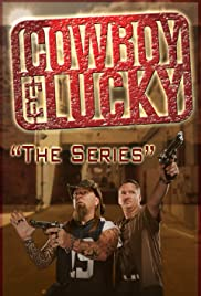 Cowboy and Lucky Poster