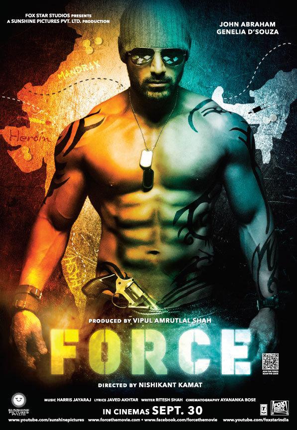 Force (2011) Full HD Hindi Movie