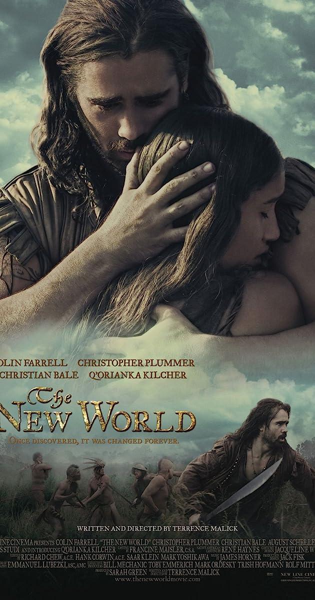 the new world 2005 imdb
