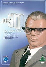 Joe 90 Poster