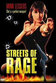 Streets of Rage (1994) Poster - Movie Forum, Cast, Reviews