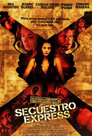 Secuestro express Poster