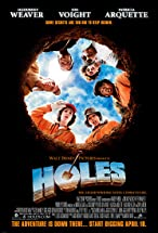 Primary image for Holes