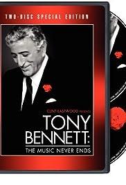 Tony Bennett: The Music Never Ends Poster
