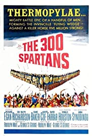 The 300 Spartans Poster