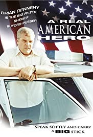 A Real American Hero Poster