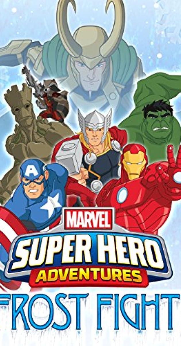 Marvel Super Hero Adventures Frost Fight Video 2015 - Imdb-7708