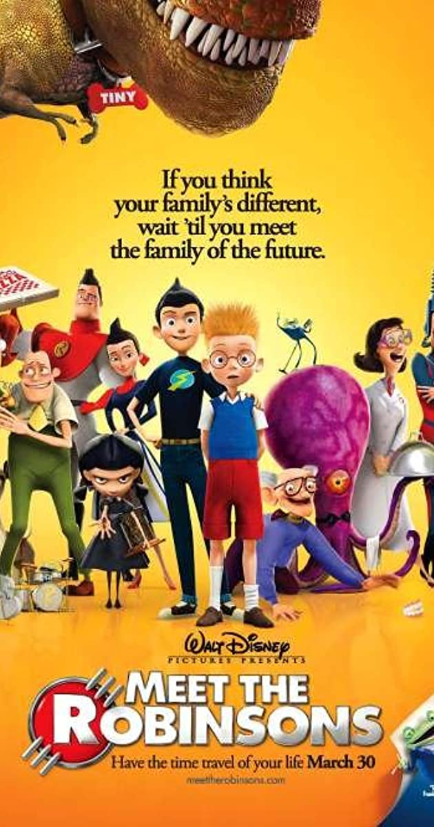 meet the robinsons wilbur quotes about friends