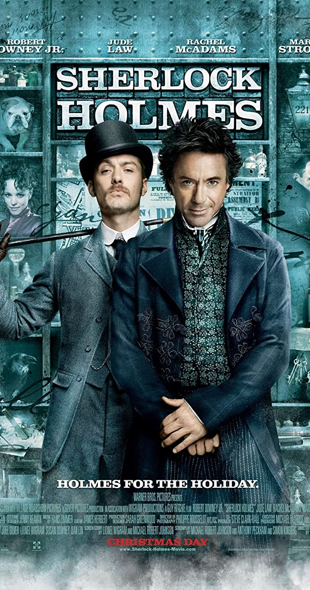 Imdb Sherlock Holmes