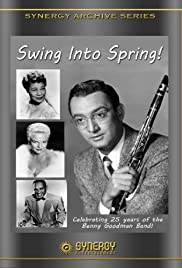 Swing Into Spring! Poster