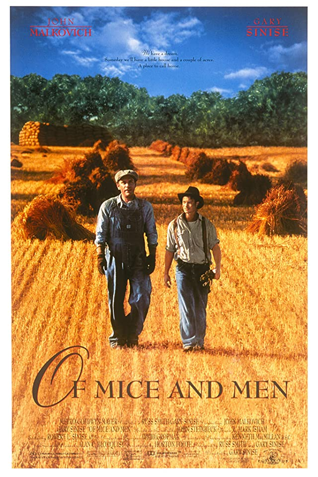 That thing about george and lennies friendship in of mice and men by john steinbeck