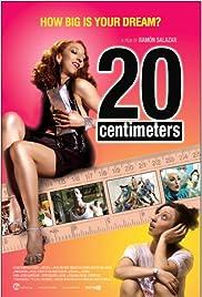 20 centímetros Poster