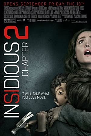 Insidious: Chapter 2 poster