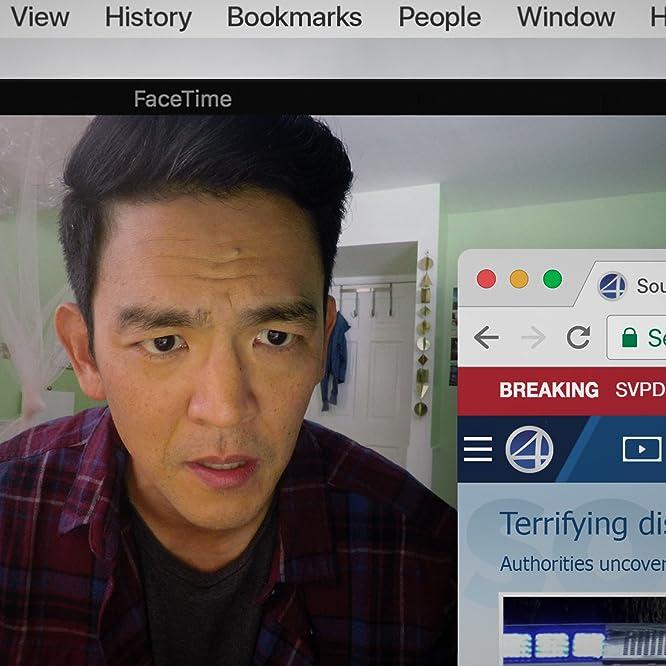 John Cho in Searching (2018)
