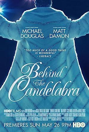 Behind the Candelabra poster