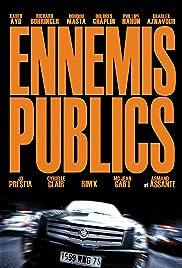 Ennemis publics Poster
