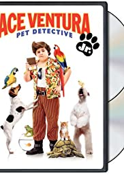 Ace Ventura: Pet Detective Jr. Poster