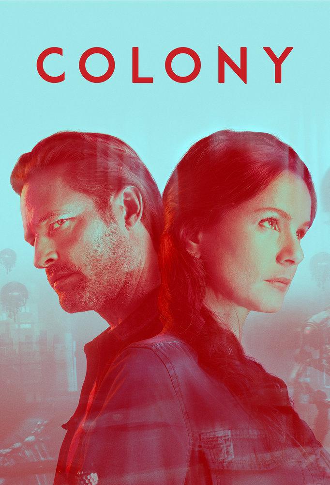 Колония (3 сезон)