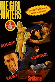The Girl Hunters Poster