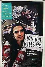 London Kills Me Poster