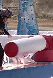 Winter Wipeout: This Little Piggy Went to Wipeout Poster