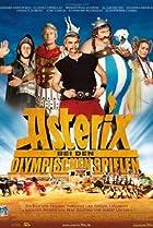 Astérix aux jeux olympiques (2008) Poster