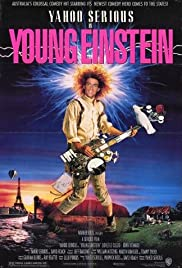 Young Einstein Poster