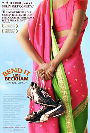 Bend It Like Beckham poster