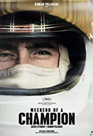 Weekend of a Champion(2013) Poster - Movie Forum, Cast, Reviews