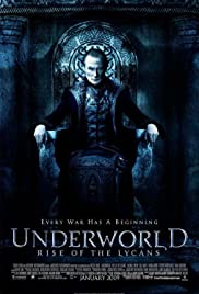 Underworld: Rise of the Lycans Poster