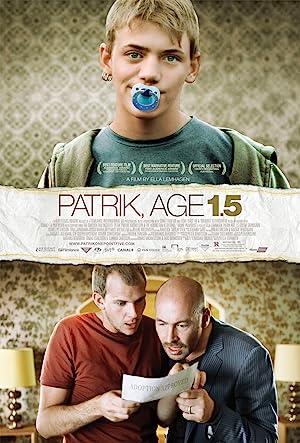 Patrik, Age 1.5 poster