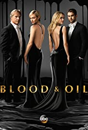 Blood & Oil Poster