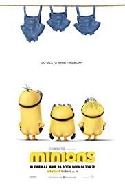 minions poster - Minions
