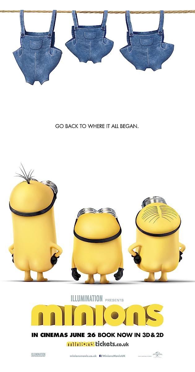 minions 2015 imdb - Minions