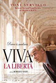 Viva la libertà Poster