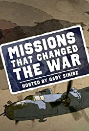 Missions That Changed the War Poster