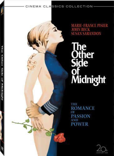 Image result for the other side of midnight poster