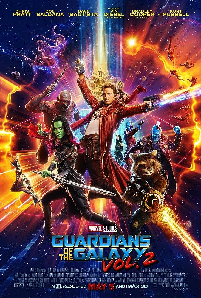 Re: Strážci Galaxie 2 / Guardians of the Galaxy Vol. 2 (2017