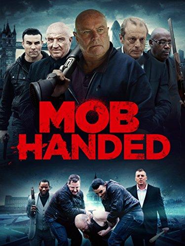 Christopher Ellison and Leslie Grantham in Mob Handed (2016)