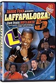 Laffapalooza Poster
