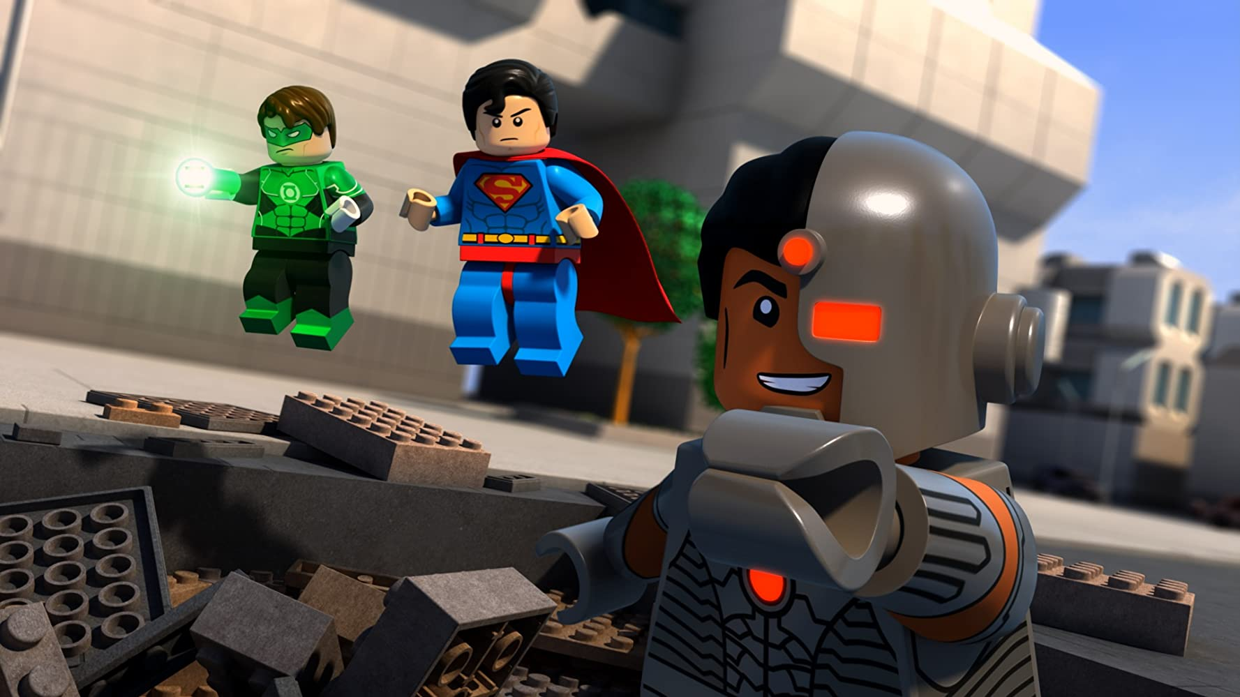 LEGO DC Liga de la Justicia: Ataque de la Legión del Mal (Lego's Justice League: Attack of the Legion of Doom!)